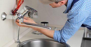 Замена смесителя в ванной – установка оборудования без помощи сантехника
