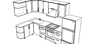 Кухонная мебель своими руками – проектируем, делаем эскизы, пилим, собираем