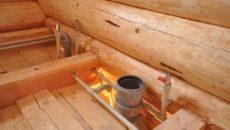 Как сделать санузел в деревянном доме – инструкция поэтапного строительства