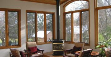 Какие окна лучше ставить в частный дом – особенности разных моделей