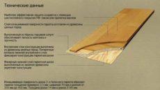 Инженерная доска – характеристики, свойства и отличия от паркетной пола