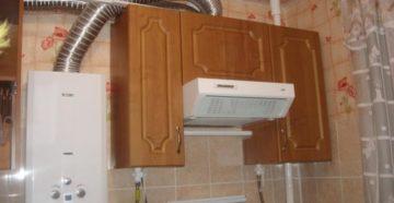 Установка газовой колонки в квартире – кому можно и кто сделает