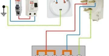 Как правильно подключить электроплиту самостоятельно – схема, сечение кабеля, какой провод нужен и каким инструментом выполняется работа