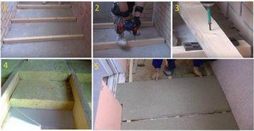 Как сделать ровный пол на балконе своими силами?