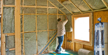 Утепление каркасного дома – как самостоятельно защитить жилище от холода?