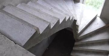 Бетонные лестницы – надежней не бывает!
