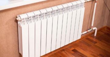 Выбираем батареи отопления в дом – что нужно знать о радиаторах?