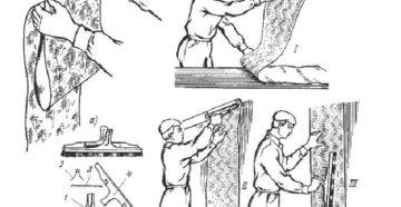 Как наклеить обои на гипсокартон – пошаговая инструкция подготовки поверхности
