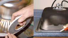 Установка мойки в столешницу – все этапы работ своими руками