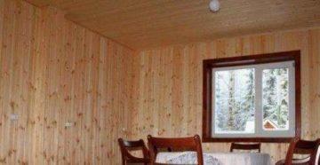 Как поднять потолок в деревянном частном доме и визуально увеличить высоту