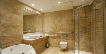 Отделка ванной комнаты – выбираем материал по душе