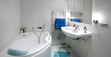 Ремонт ванной комнаты – несколько шагов от идеи к её осуществлению