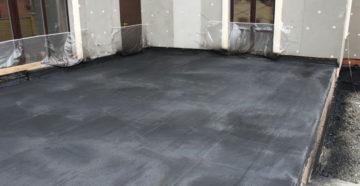 Гидроизоляция бетонных полов