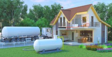 Автономное газоснабжение частного дома от баллонов – насколько удобно и выгодно?