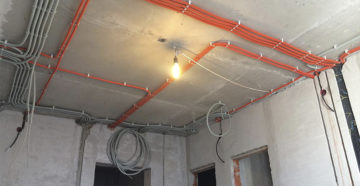 Монтаж электропроводки в квартире – электрика не нанимаем