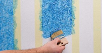 Декоративная покраска стен: идеи и примеры уникального дизайна