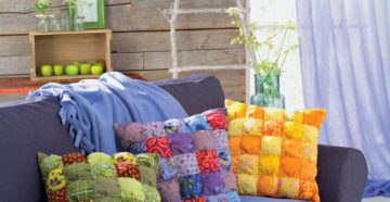 Декоративные подушки – влияние на интерьер и создание уюта в доме