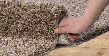 Виды и особенности ковролина с высоким ворсом