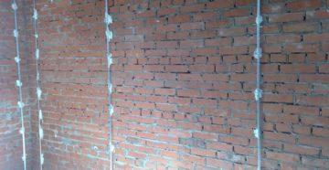 Выравнивание стен по маякам – создаем идеальную поверхность стены