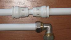 Соединение металлопластиковых труб – собираем надежную магистраль