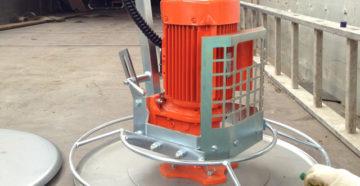 Затирочные машины для полусухой стяжки и оборудование
