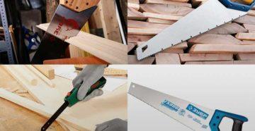 Ножовка по дереву: характеристики, виды, советы по выбору