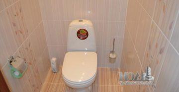 Ремонт туалета в хрущевке – как использовать небольшую площадь по максимуму?
