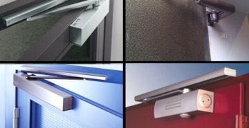 Как установить доводчик на дверь – подбор модели и самостоятельный монтаж