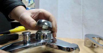 Ремонт смесителя в ванной своими руками – виды кранов и особенности ремонта каждого из них