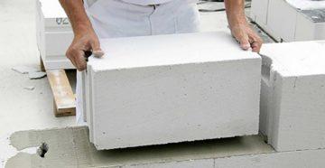 Газобетонные блоки – преимущества, недостатки и укладка