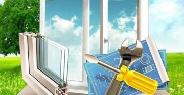 Как отремонтировать пластиковые окна