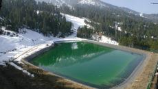 Строительство накопительных водоемов