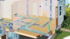 Правильный монтаж систем отопления частного дома