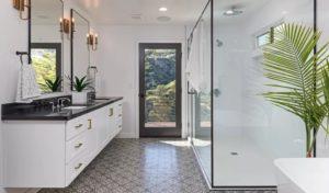Варианты душевых дверей для вашей ванной комнаты