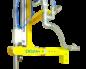Аппарат для розлива жидкости в еврокубы