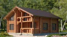 Деревянные и экологически чистые дома