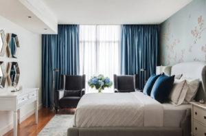 7 советов для выбора штор в спальню