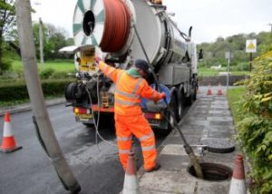 Очистка канализации