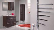 Водяные и электрические полотенцесушители: преимущества и недостатки
