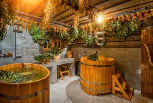 Преимущества бани